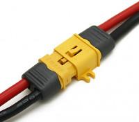 XT60 connettore maschio / femmina con la serratura e isolante Cap (5 coppie)
