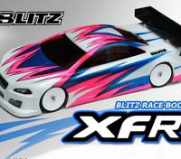 BLITZ XFR Race corpo (190 millimetri) (0,8 millimetri) EFRA 4028
