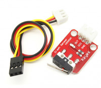 Keyes Stop / Collisione switch con Line Out Per Kingduino