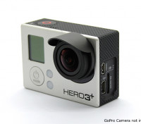 paraluce fotocamera per Go-pro Eroe 3/4