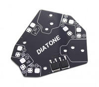 Scheda di distribuzione Diatone ET 150/180 Classe Micro Multirotor alimentazione a 5V Stepdown