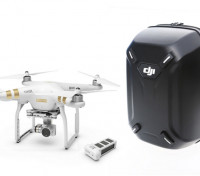 DJI Phantom 3 Professional con batteria supplementare e Hardshell zaino