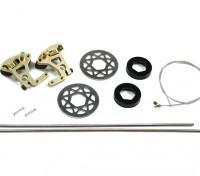 BSR 1000R pezzo di ricambio - set opzionale anteriore Disco freno