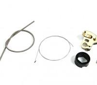 BSR 1000R pezzo di ricambio - opzionale posteriore Disco freno Set