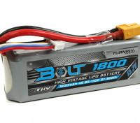 Turnigy Bolt 1800mAh 15.2V 4S 65 ~ 130C High Voltage Lipoly Pack (LiHV)