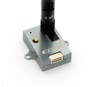 Quanum Elite X50-L 25mW TX con il caso in lega di CNC