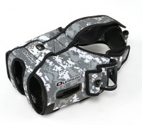 Quanum fai da te FPV Goggle V2Pro guanto di aggiornamento (Urban Digital Camo)