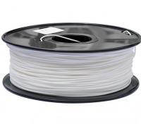 Dipartimento Funzione 3D filamento stampante 1,75 millimetri PLA 1KG spool (bianco)