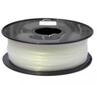 Dipartimento Funzione 3D filamento stampante 1,75 millimetri PLA 1KG Spool (Glow in the Dark - Verde)