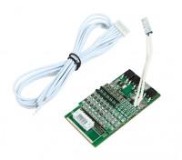 Protezione della batteria Circuito modulo 6S (Li-ion / LiPoly) 4A carica / 10A Discharge