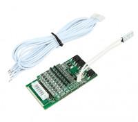 Protezione della batteria Circuito modulo 8S (Li-ion / LiPoly) 4A carica / 10A Discharge