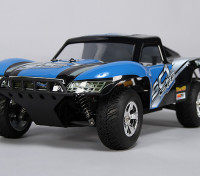 1/16 Brushless 4WD Breve camion Corso w / Sistema 25AMP