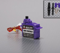 BMS-306DMAX digitale micro servo (Extra Strong) 1,6 kg / .13sec / 7.1g