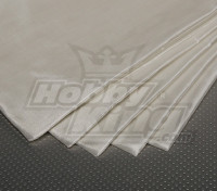 Fibra di vetro stoffa 450x1000mm 48g / m2 (Ultra Thin)