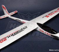 Phoenix 2000 EPO composito R / C aliante (ARF)
