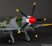 Durafly ™ 5-Blade Elica / Spinner Set per Mk-24 Spitfire
