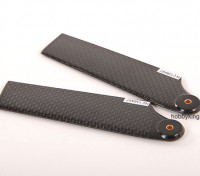 93 millimetri in fibra di carbonio TIG Tail Blade