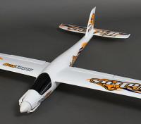 HobbyKing® ™ Tricheco Aliante w / flap EPO 1.400 millimetri (PNF)
