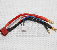 T-connettore Spina cablaggio per 2S Hardcase Lipo (1pc)