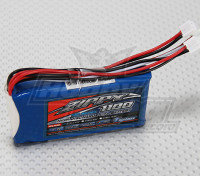 Zippy Flightmax 1100mAh 6,6 V LiFePo4 2S1P ricevitore pack