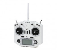 FrSky Taranis Q X7 Digital Telemetry Radio System 2.4GHz ACCST (White-no plugs) (EU)