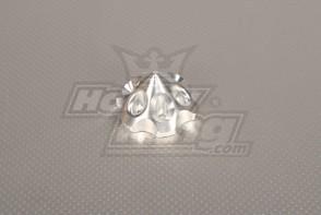3D CNC Spinner Grande Argento