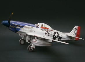 MicroAces P51 Kit D Mustang Cripes A Mighty Micro Aereo Depron standard