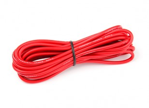 Turnigy High Quality 14AWG Silicone Wire 4m (Red)