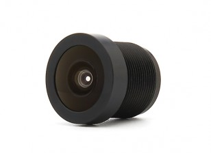 """1.8mm CCD Wide Angle Camera Lens F2.0 Size 1/3"""" CCD/ 1/4"""" CMOS 170° FOV"""