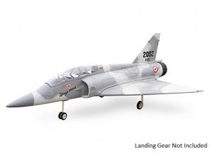 "Mirage 2000 Grey EPS 90mm EDF 955mm (37.5"") (Kit)"