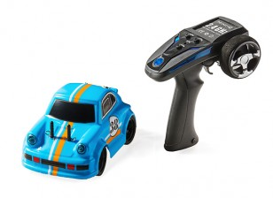 1/24 Mini Q Cartoon Car - Blue
