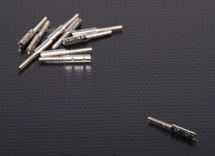 Threaded Ends M2xL20mm (10pcs / set)