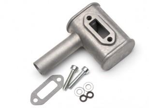 RCGF 10cc sostituzione del motore a gas Marmitta Set (M1004)