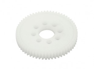 "Robinson Racing ""PRO"" lavorata Spur Gear 48 Pitch 70T"