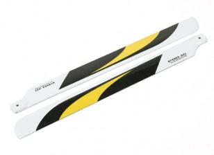 In fibra di carbonio 430 millimetri elicottero principale Blades