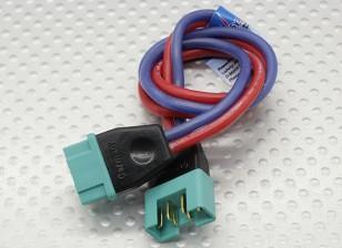 PowerBox MPX - Prolunga maschio / femmina 1,5 millimetri filo di 30 centimetri
