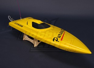Pursuit Brushless V-Hull R / C barca (820 millimetri) w / Motore