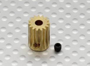 Pignone 3mm / 0,5 M 15T (1pc)