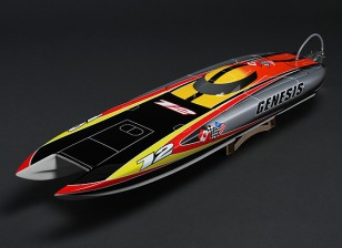 Genesis Offshore Brushless RC Twin Hull (1045 millimetri)