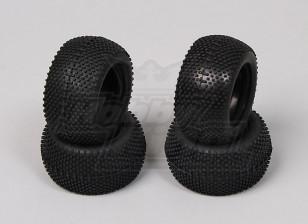 Mini-Pin corsa Tyre (4 pezzi) - 118B, A2006