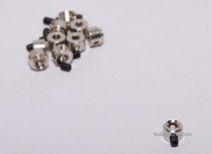 Landing Gear Wheel Set stop collare 8x3.1mm (10pcs)