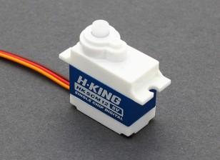 1.5kg Dipartimento Funzione ™ HKSCM12-5 Single Chip Digital Servo / 0.18sec / 10g
