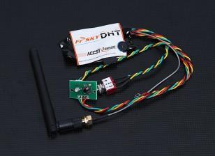 FrSky DHT 8ch Telemetria fai da te modulo trasmettitore compatibile