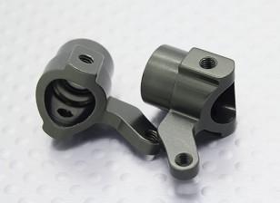 Knuckles frontale in alluminio sterzo (2Pcs / Bag) - A2003T, 110BS, A2010, A2027, A2029, A2035 e A3007