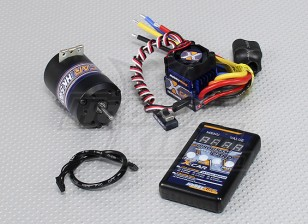 Dipartimento Funzione X-Car Brushless Power System 4000KV / 60A