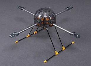 Turnigy HAL (Heavy Lift aerea) Quadcopter 585 millimetri telaio