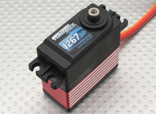 Turnigy ™ TGY-1267HV titanio BB / DS / MG Servo 14kg / 0.10sec / 57g