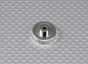 52T / 3,175 millimetri 64 Pitch acciaio pignone