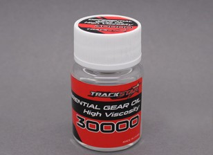 Trackstar silicone Diff Oil (alta viscosità) 30000cSt (50ml)