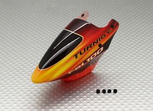 Turnigy FBL100 Canopy w / Gomma Grommets